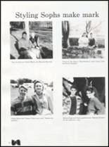 1992 Quanah High School Yearbook Page 24 & 25