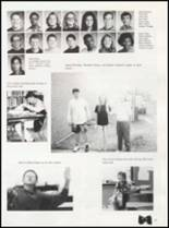 1992 Quanah High School Yearbook Page 26 & 27