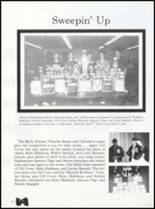 1992 Quanah High School Yearbook Page 32 & 33