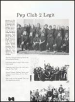 1992 Quanah High School Yearbook Page 36 & 37