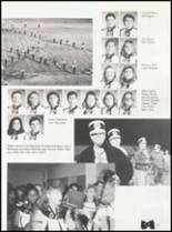 1992 Quanah High School Yearbook Page 38 & 39