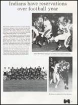 1992 Quanah High School Yearbook Page 44 & 45