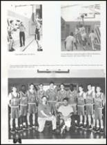 1992 Quanah High School Yearbook Page 52 & 53