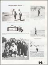 1992 Quanah High School Yearbook Page 60 & 61