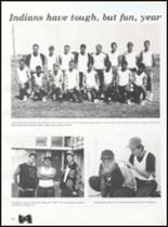 1992 Quanah High School Yearbook Page 62 & 63