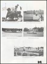 1992 Quanah High School Yearbook Page 64 & 65