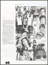 1992 Quanah High School Yearbook Page 66 & 67