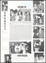1992 Quanah High School Yearbook Page 68 & 69