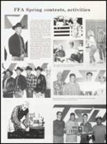 1992 Quanah High School Yearbook Page 74 & 75