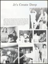 1992 Quanah High School Yearbook Page 76 & 77