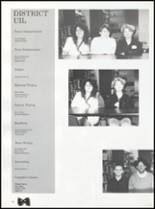 1992 Quanah High School Yearbook Page 80 & 81