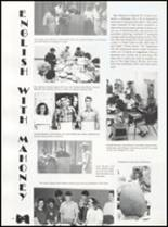 1992 Quanah High School Yearbook Page 82 & 83