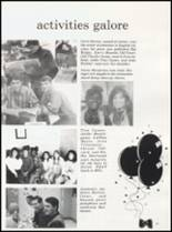 1992 Quanah High School Yearbook Page 86 & 87