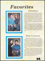 1992 Quanah High School Yearbook Page 88 & 89