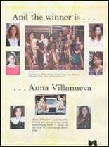 1992 Quanah High School Yearbook Page 92 & 93