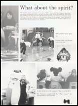 1992 Quanah High School Yearbook Page 94 & 95