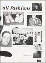 1992 Quanah High School Yearbook Page 98 & 99