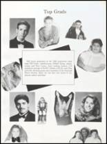 1992 Quanah High School Yearbook Page 104 & 105