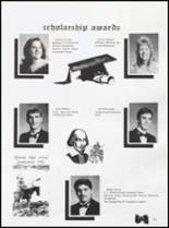 1992 Quanah High School Yearbook Page 106 & 107