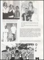 1992 Quanah High School Yearbook Page 110 & 111