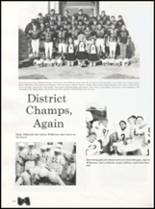 1992 Quanah High School Yearbook Page 118 & 119
