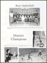 1992 Quanah High School Yearbook Page 120 & 121