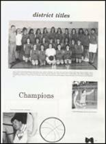 1992 Quanah High School Yearbook Page 122 & 123