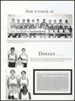 1992 Quanah High School Yearbook Page 124 & 125