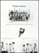 1992 Quanah High School Yearbook Page 126 & 127
