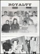 1992 Quanah High School Yearbook Page 132 & 133