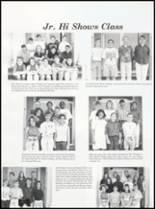 1992 Quanah High School Yearbook Page 136 & 137