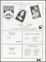 1992 Quanah High School Yearbook Page 142 & 143