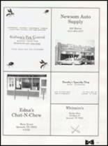 1992 Quanah High School Yearbook Page 148 & 149