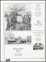 1992 Quanah High School Yearbook Page 150 & 151