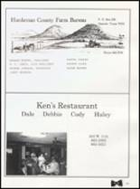 1992 Quanah High School Yearbook Page 152 & 153