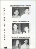 1992 Quanah High School Yearbook Page 172 & 173