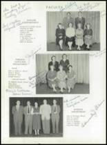 1955 Taunton High School Yearbook Page 12 & 13