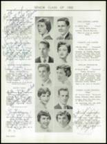 1955 Taunton High School Yearbook Page 20 & 21