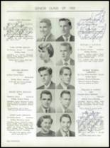 1955 Taunton High School Yearbook Page 28 & 29