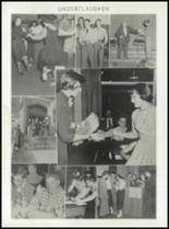 1955 Taunton High School Yearbook Page 46 & 47