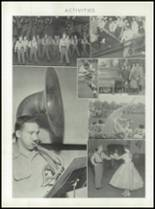 1955 Taunton High School Yearbook Page 50 & 51