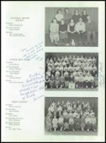 1955 Taunton High School Yearbook Page 54 & 55