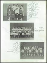 1955 Taunton High School Yearbook Page 60 & 61