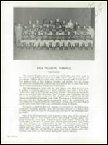 1955 Taunton High School Yearbook Page 66 & 67