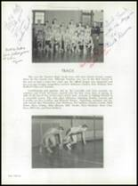 1955 Taunton High School Yearbook Page 70 & 71