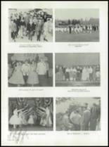 1955 Taunton High School Yearbook Page 72 & 73