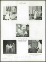 1955 Taunton High School Yearbook Page 90 & 91