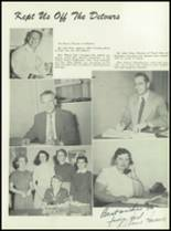 1955 Yuma Union High School Yearbook Page 16 & 17