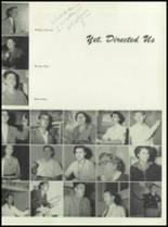 1955 Yuma Union High School Yearbook Page 18 & 19