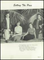 1955 Yuma Union High School Yearbook Page 22 & 23